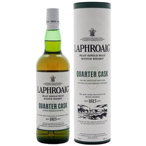 Whisky Single Malt Laphroaig Quarter Cask Botellón De Litro.