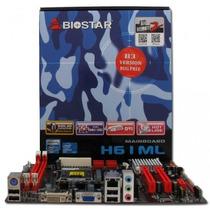 Mother Biostar H61ml Intel Core I3 I5 I7 1155 Ddr3 Nuevo