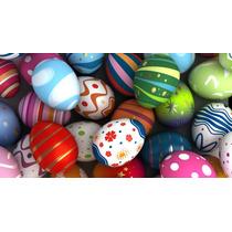 Huevos De Pascua N3 Mini Macizo 9 Grs. 2019 Oferta Por Mayor