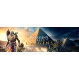 Assassin´s Creed Origins - Steam - Entrego Ya