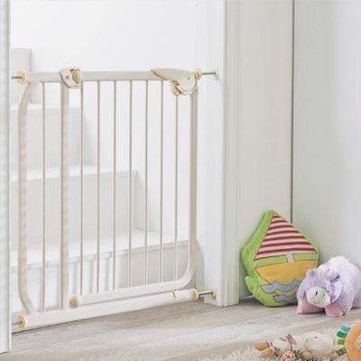 Puerta seguridad metalica mascotas escalera ni os for Puerta seguridad ninos