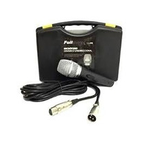 Microfono Profesional Con Valija Unidireccional Pro Fm310