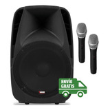 Caja Amp 15  Novik Neo Rolling Sound 15bt Bluetooth + Microf