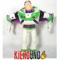 Buzz Lightyear Muñeco Toy Story Plastico Duro 30cm Local