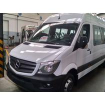 Sprinter Minibus 19+1 Compre Ya Con Plan De Ahorro- Consulte