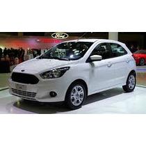 Ford Ka 2016, Minimo Anticipo Y Cuotas Sin Interes!!