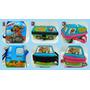 Luncheras Cars Rayo Scooby Esponja Termoformada Sipi Shop