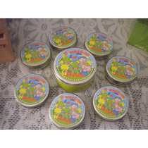 Souvenir Sapo Pepe Pastilleros Personalizados 7,5 X 2 - 10u