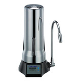 Filtro Agua Sobremesada Digital Cromado Humma Anmat