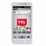 Celular Tcl D45 Dual Sim 4.5 Pulgadas Blanco