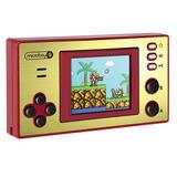 Consola Portatil Level Up Microboy S 153 Juegos 8 Bits 1,8pg