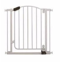 Puerta De Seguridad Metálica Extensible P/bebé Summer 27190