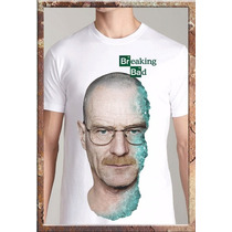 Remeras Videojuegos Series Breaking Bad