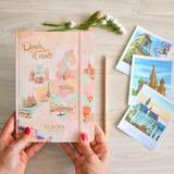 Cuaderno Bitácora De Viaje De Europa
