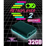 Consola Juegos Retro Retroplayer 2 Original - La Mejor