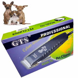 Maquina Cortadora De Pelo Profesional Para Mascotas Gts 702
