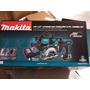Makita Inalámbrico Sierra+taladro+batería Ion-litio+cargador