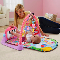 Oferta! Gimnasio Bebe Fisher Price Kick &play Piano, Envio!!