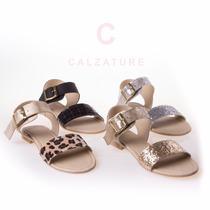 Sandalias Chatitas Mujer Zapatos Bajos+ Nuevos Modelos 2016
