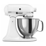 Batidora Planetaria Kitchenaid Artisan Ksm150ps White  110v