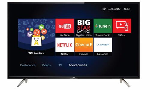 Tv Led Tcl 39 L39s4900s Smart Full Hd Tda Wifi Netflix Nuevo
