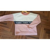 Buzo De Mujer_ Buzo Tommy_ Buzo Tommy Hilfiger Mujer_moda