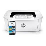 Impresora Laser Monocromatica Hp Movil Wifi Usb Garantia