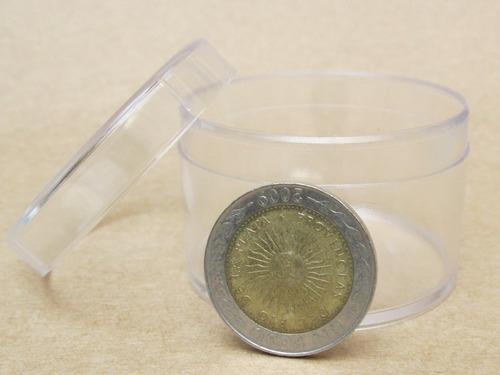 6c9a3f5d3 50 Pastilleros - Pote - (4,5 Cm Alto X 4,5 Cm Diametro)