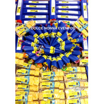 Candy Bar Batman - Superhéroes P/30 Chicos/90 Golosinas!