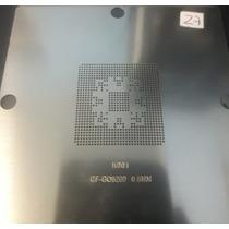 90x90mm Reballing Stencil, 21515, 1100/1150, 82p45, Otros