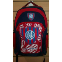 Mochila Boca, River, Racing, Independiente, San Lorenzo
