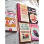 Lote De 5 Libros Sobre El Colesterol.