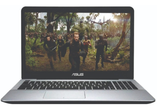 Notebook Asus Gamer Quad Core 128 Ssd*ctas Sin Int