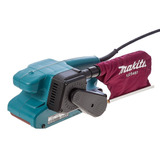 Lijadora De Banda Manual Eléctrica Makita 9911 650w 76x533mm