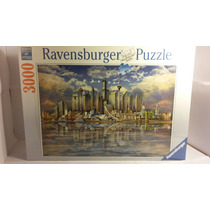 Puzzle Ravensburger 3000pzs Us Skylines Milouhobbies R0186