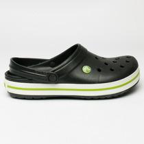 Suecos Crocband Onyx Crocs Sport 78