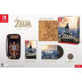 Legend Of Zelda Breath Of The Wild Special Ed. Switch Dakmor