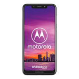 Celular Libre Motorola One Blanco