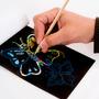 Papel Mágico 6 Diseños Dibuja Y Descubre Colores Morph