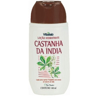 Locao Hidratante Castanha da india - 140ml Vitalab