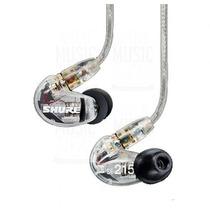 Oferta! Shure Se215-cl Auricular Intraural Profesional 22hza