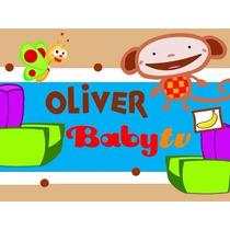 Kit Imprimible Candy Bar Oliver Baby Tv Golosinas Y Mas