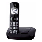 Teléfono Inalámbrico Panasonic Kx-tgd210 Negro
