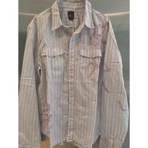 Camisa De Hombre Armani Exchange - Origen Usa - Impecable