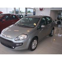Anticipo$20.000 Y Cuotas-nuevo Fiat Punto- Financia Fabrica