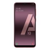 Samsung Galaxy A10 Dual Sim 32 Gb Rojo 2 Gb Ram