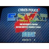 E-swat Sega Placa Jamma Para Arcades Funcionando - Darkades