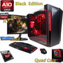 Pc Gamer Cpu Amd A10 7850k R7 Asus Msi Hdmi 8gb Fury 1tb Kit