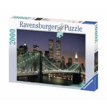 Ravensburger 16609 X 2000 Piezas - Br. Bridge Y Manhattan