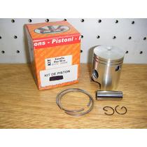 Piston Kit Zanella Due Sol 50cc 40.30